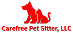 Carefree pet sitter